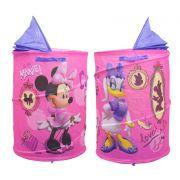 Porta Brinquedos Objetos Portátil Minnie Zippy Toys