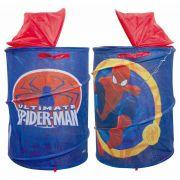 Porta Brinquedos Objetos Portátil Homem Aranha Zippy Toys