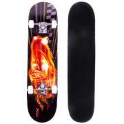 Skate Radical Iniciante Carro Skateboard Bel Sports - 401900