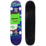 Skate Radical Iniciante Little Frankie Skateboard Bel Sports - 401900