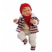 Boneco Baby Eduard Elegance Baby Brink - 1307
