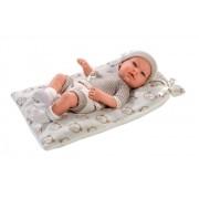 Boneco Baby Rick Elegance Baby Brink - 1303