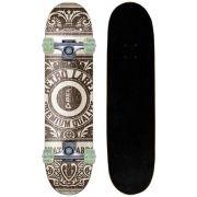 Skate Skateboard Bel Sports Carimbo Semi-Profissional Shape 79 cm - 402000