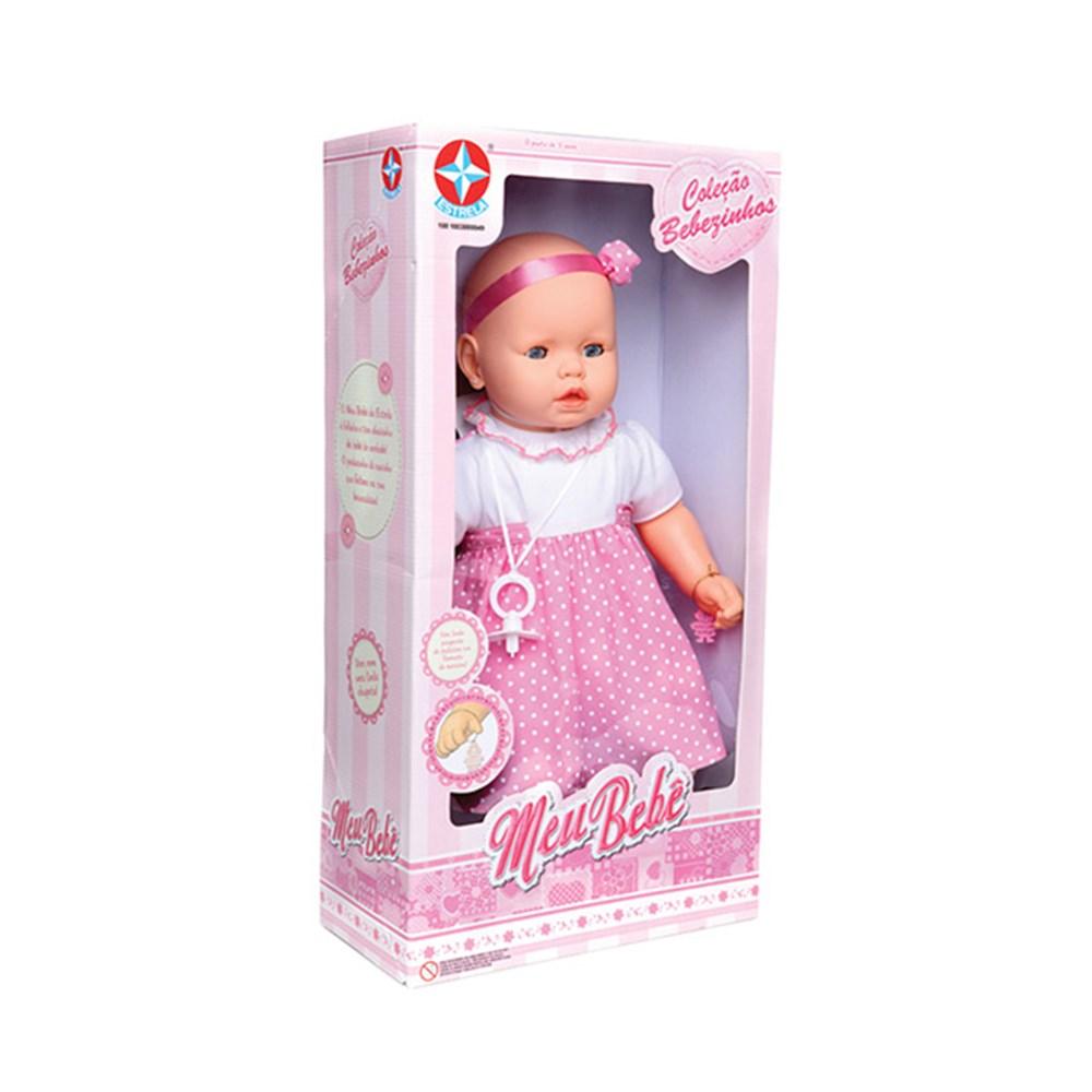 Boneca Meu Bebê Estrela  - FAMATECNOSHOP