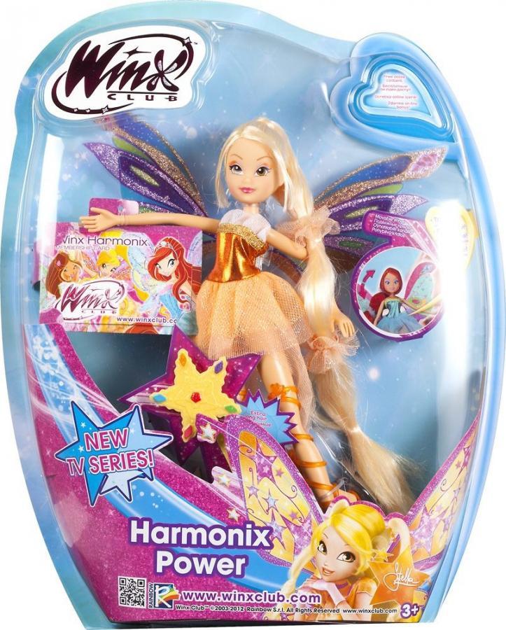 Winx Harmonix Power Cotiplas Stella - Ref 1966  - FAMATECNOSHOP