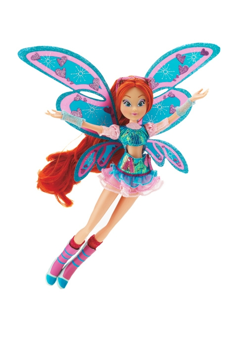 Winx Believix Magical Hair Fairy Cotiplas Bloom - Ref 1961  - FAMATECNOSHOP