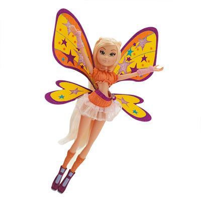 Winx Believix Magical Hair Fairy Cotiplas Stella - Ref 1961  - FAMATECNOSHOP