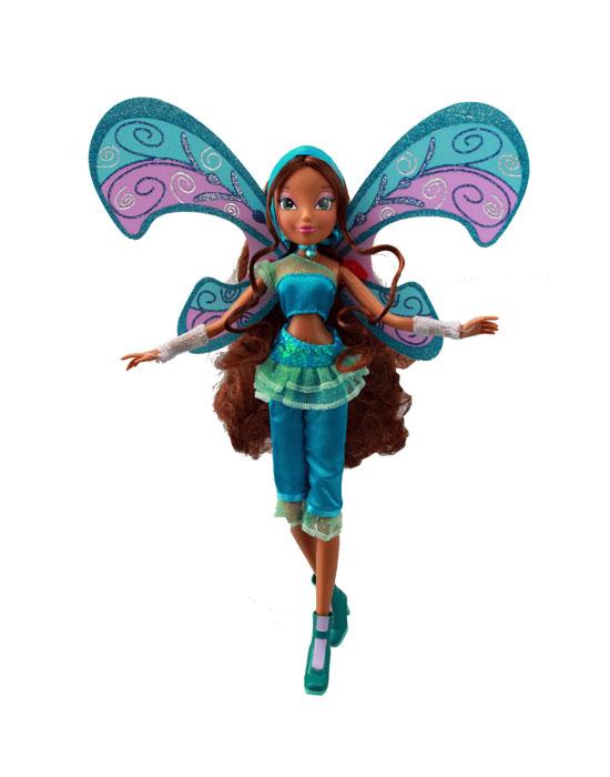 Winx Believix Magical Hair Fairy Cotiplas Layla / Aisha - Ref 1961  - FAMATECNOSHOP