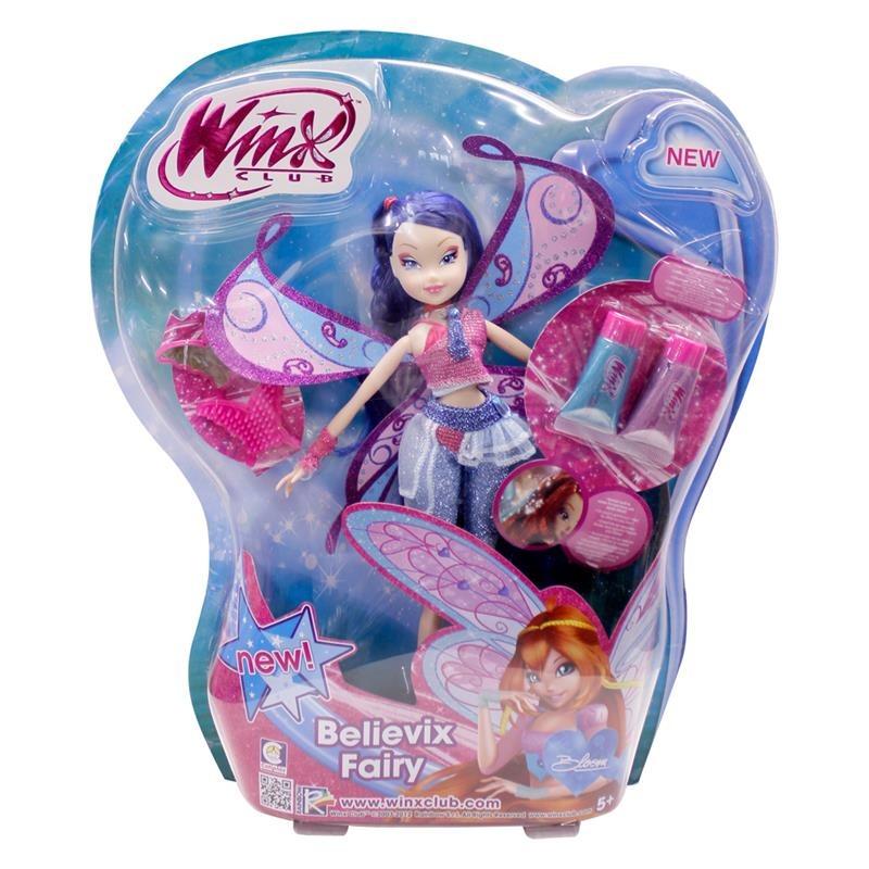 Winx Believix Magical Hair Fairy Cotiplas Musa - Ref 1961  - FAMATECNOSHOP