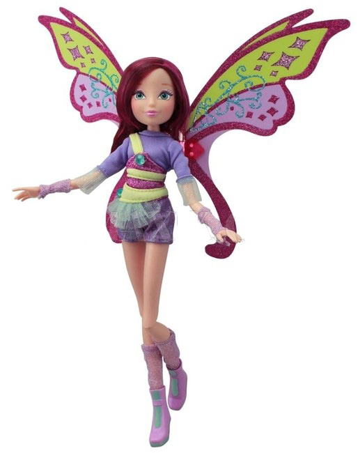 Winx Believix Magical Hair Fairy Cotiplas Tecna - Ref 1961  - FAMATECNOSHOP