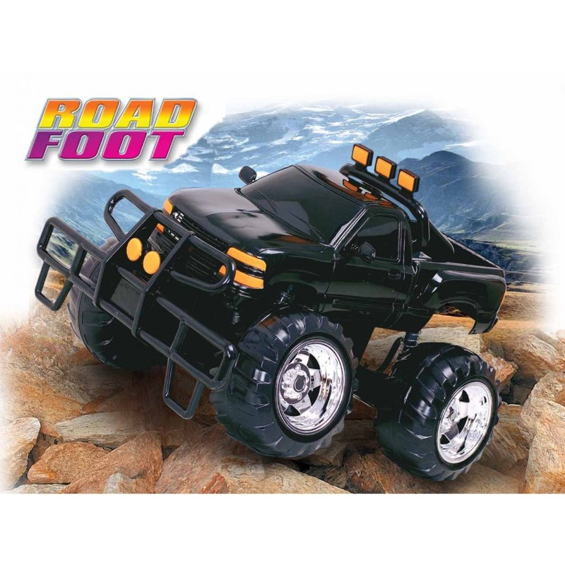 Caminhonete Road Foot Pick-up Super Toys 088  - FAMATECNOSHOP