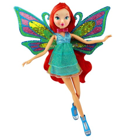 Winx Enchantix Fairy Cotiplas Bloom - Ref 1965  - FAMATECNOSHOP