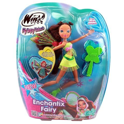 Winx Enchantix Fairy Cotiplas Layla / Aisha - Ref 1965  - FAMATECNOSHOP