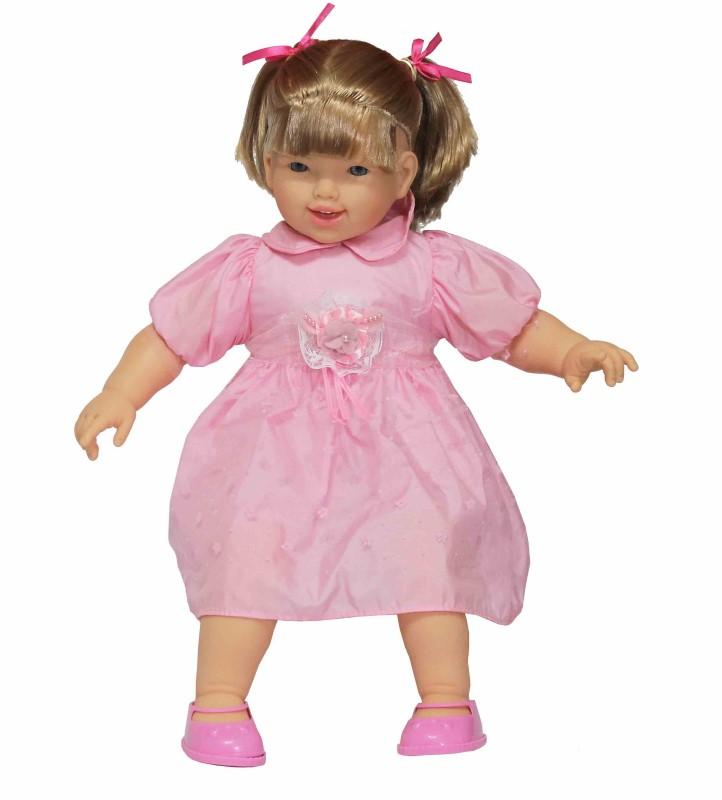 Boneca Melhor Amiguinha Interativa Diver Toys 609  - FAMATECNOSHOP