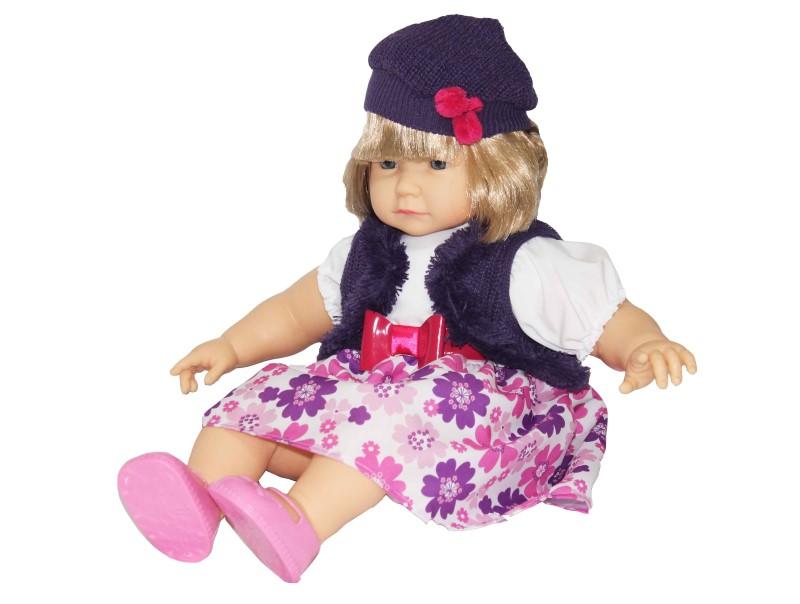 Boneca Anabelle Special Dolls Primavera Diver Toys 620  - FAMATECNOSHOP