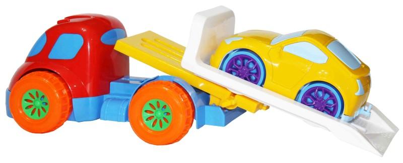 Caminhão Guincho Robustus Kids Diver Toys 668  - FAMATECNOSHOP