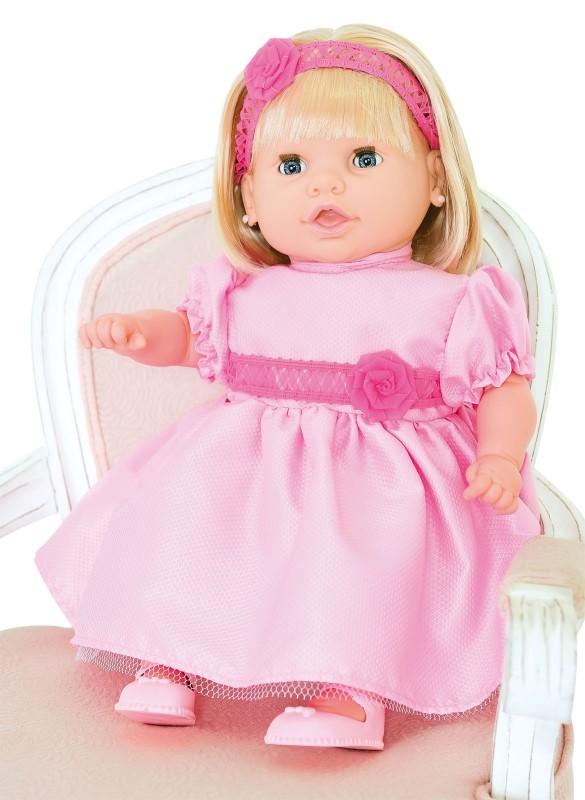 Boneca Brincadeira de Criança Cotiplas - Ref 2028  - FAMATECNOSHOP