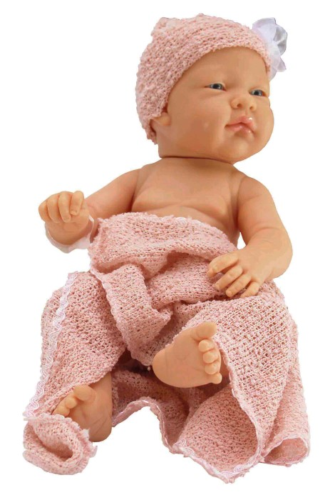 Boneca Coleção Bebês Anjo - Ref 953  - FAMATECNOSHOP