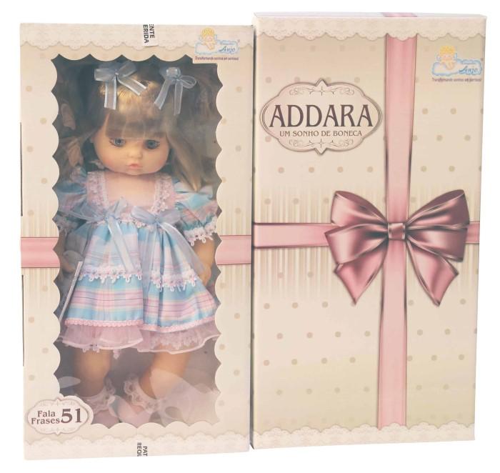 Boneca ADDARA Céu Azul Fala 51 Frases Anjo - Ref 927  - FAMATECNOSHOP