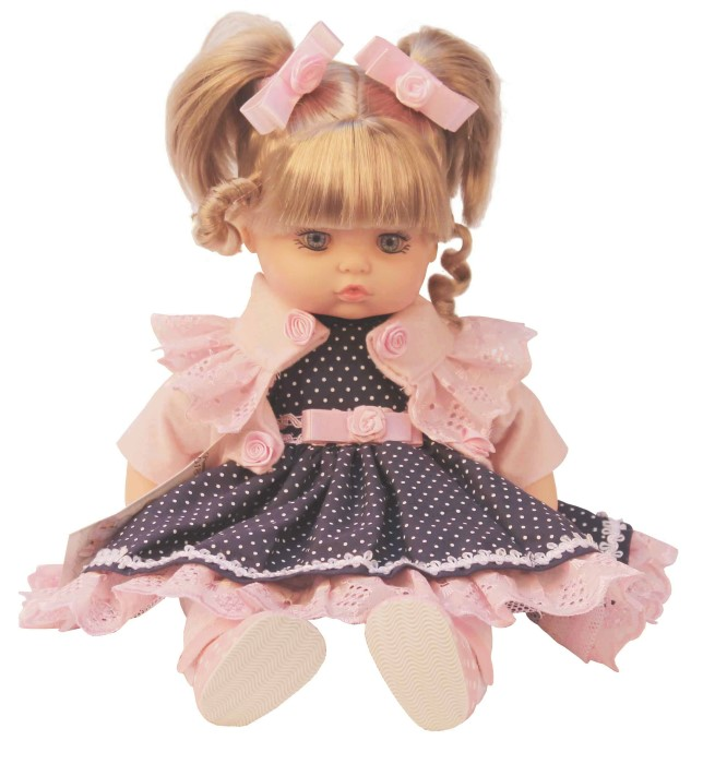 Boneca ADDARA Chanel Fala 51 Frases Anjo - 926  - FAMATECNOSHOP