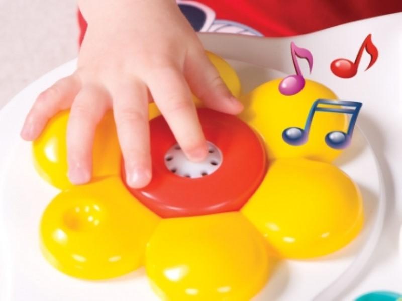Mesinha de Atividades Smart Table com Melodia Calesita 812  - FAMATECNOSHOP