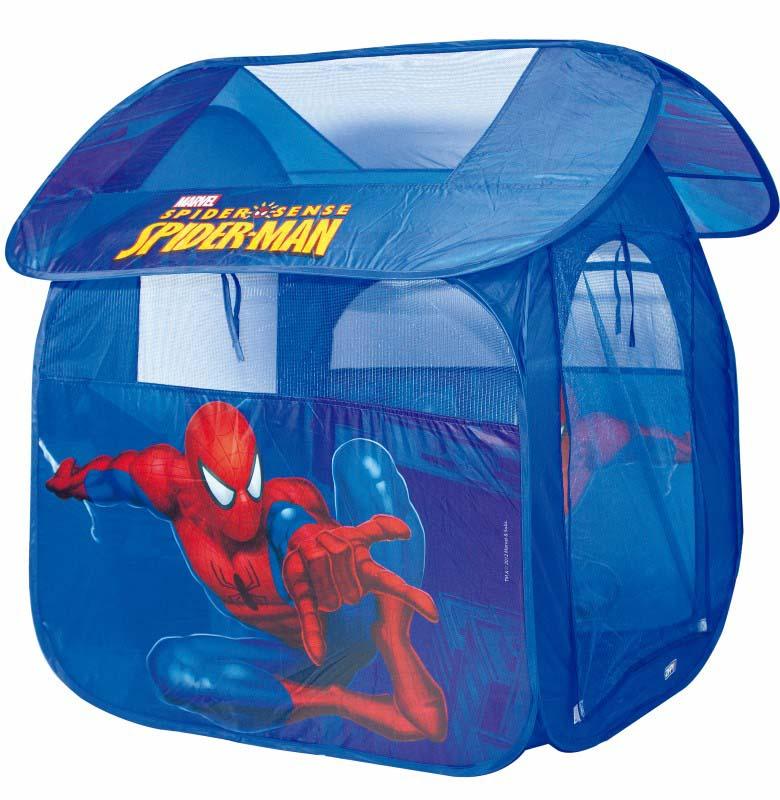 Barraca Portátil Casa Homem Aranha Zippy Toys  - FAMATECNOSHOP