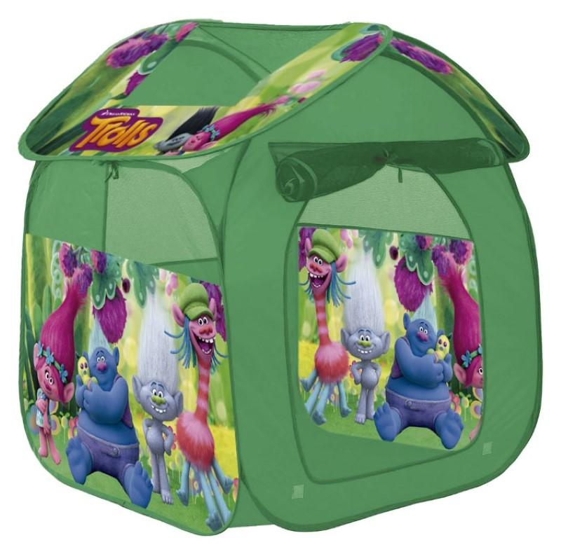 Barraca Portátil Casa Trolls Zippy Toys  - FAMATECNOSHOP
