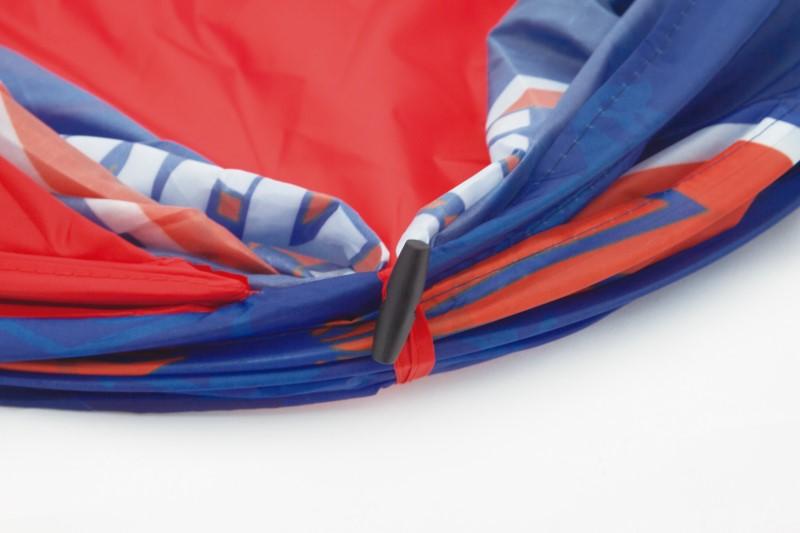 Porta Brinquedos Objetos Portátil Homem Aranha Zippy Toys  - FAMATECNOSHOP