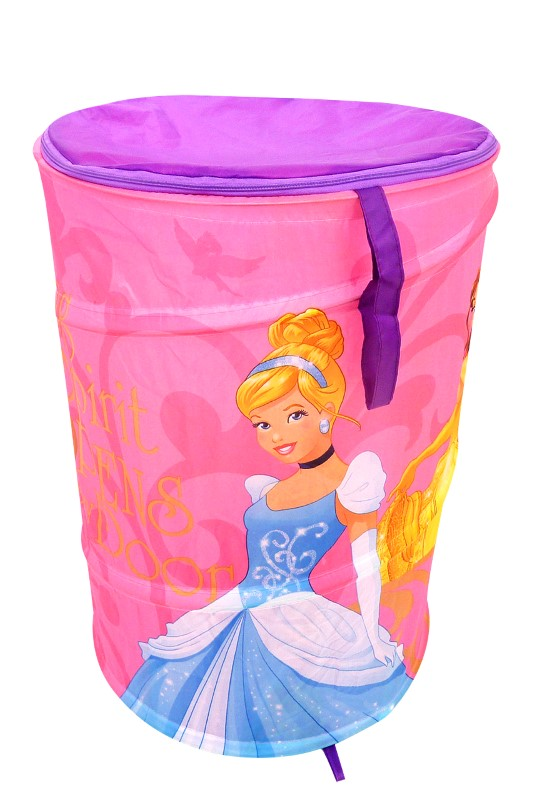 Porta Brinquedos Objetos Portátil Princesas Disney Zippy Toys  - FAMATECNOSHOP