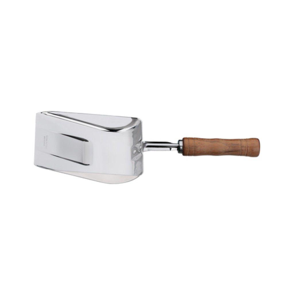 Pá para Cinzas Tramontina Churrasco com Lâmina em Aço Inox e Cabo de Madeira 37cm  - FAMATECNOSHOP