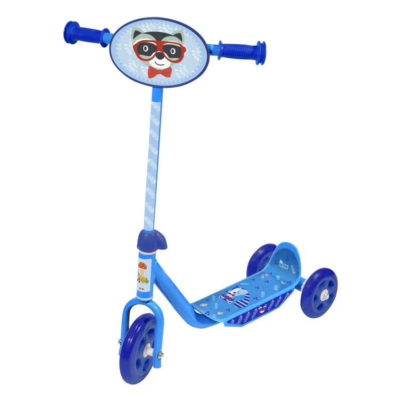 Patinete Infantil Groovy 3 Rodas Bel Brink - Azul  - FAMATECNOSHOP