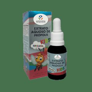 Extrato Aquoso Kids de Própolis Verde 30ml 11% Ext. Seco