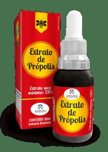 Extrato de Própolis 30ml 28% Extrato Seco