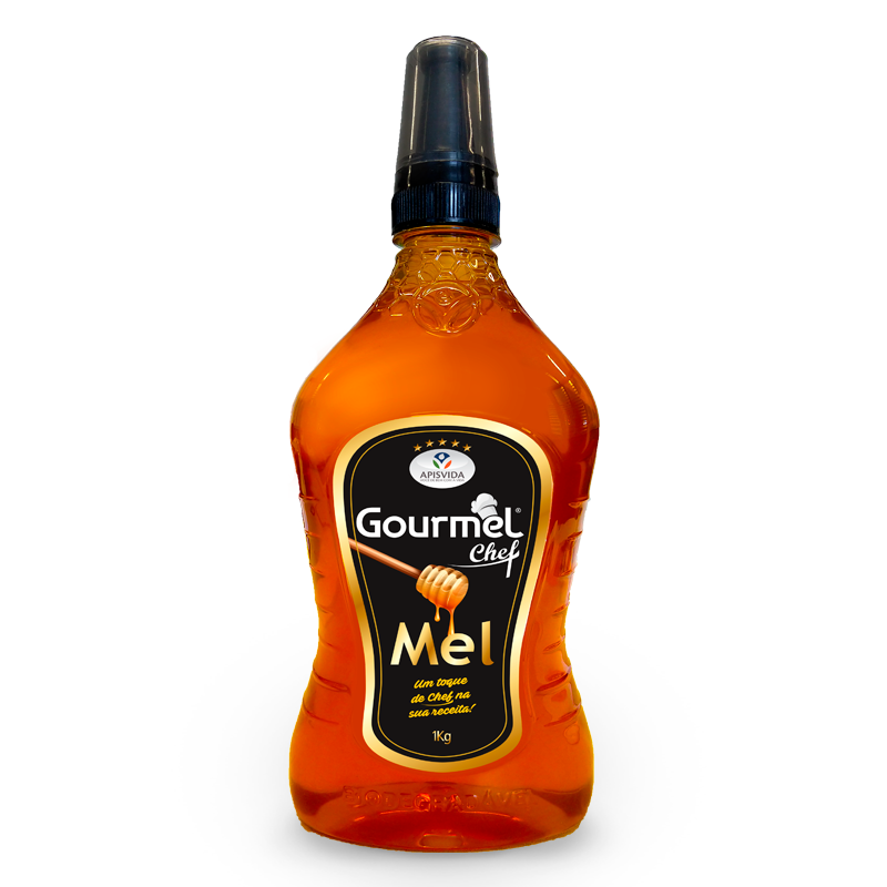 Gourmel Chef 1kg Mel Convencional