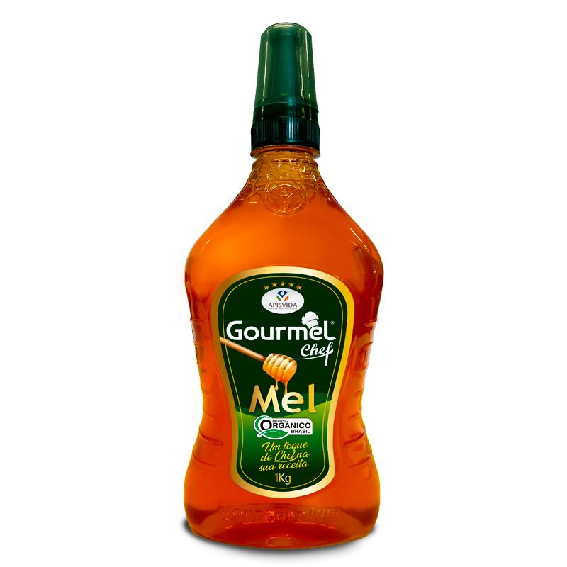Gourmel Chef 1kg Mel Orgânico