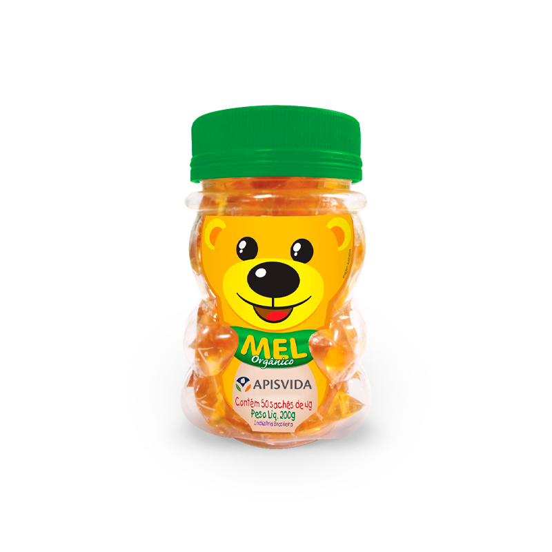 Mel Organico Sache Kids 200g