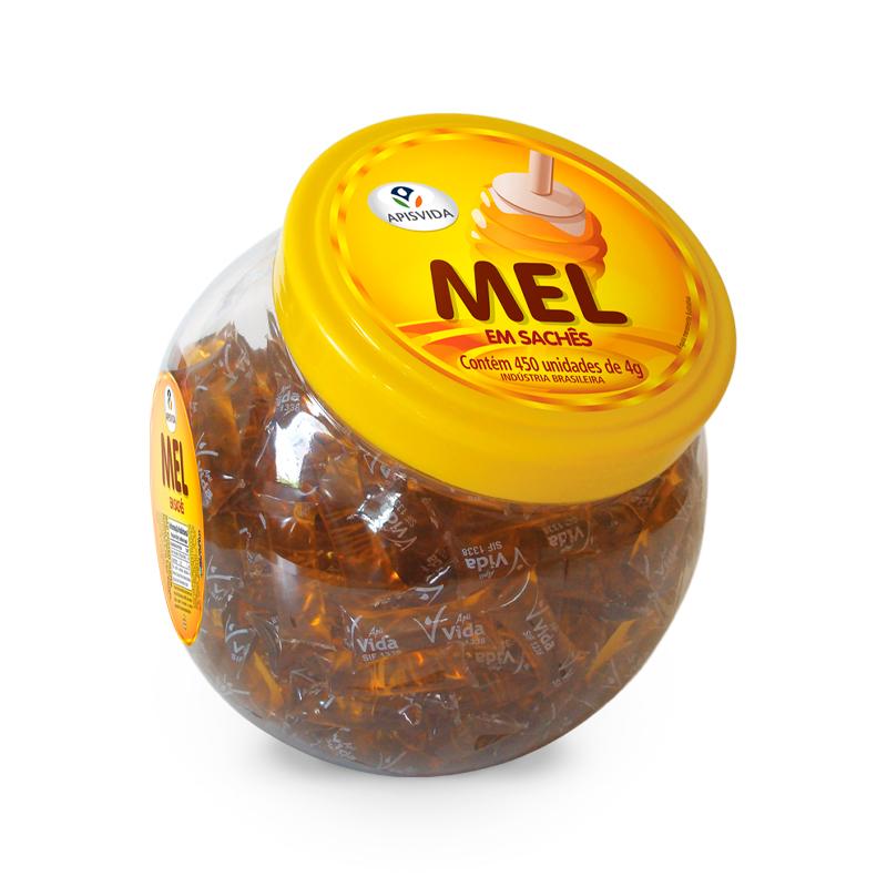Mel Puro Sache Pote 1.8kg