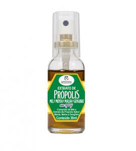 Spray Própolis Com Gengibre 30ml