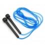 Kit Fitness 40Kg com 2 Barras 40cm Rosca e 1 Barra de 1,20m com Corda