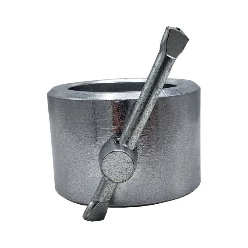 Bloqueador de Aço para Barra 25mm a 28mm