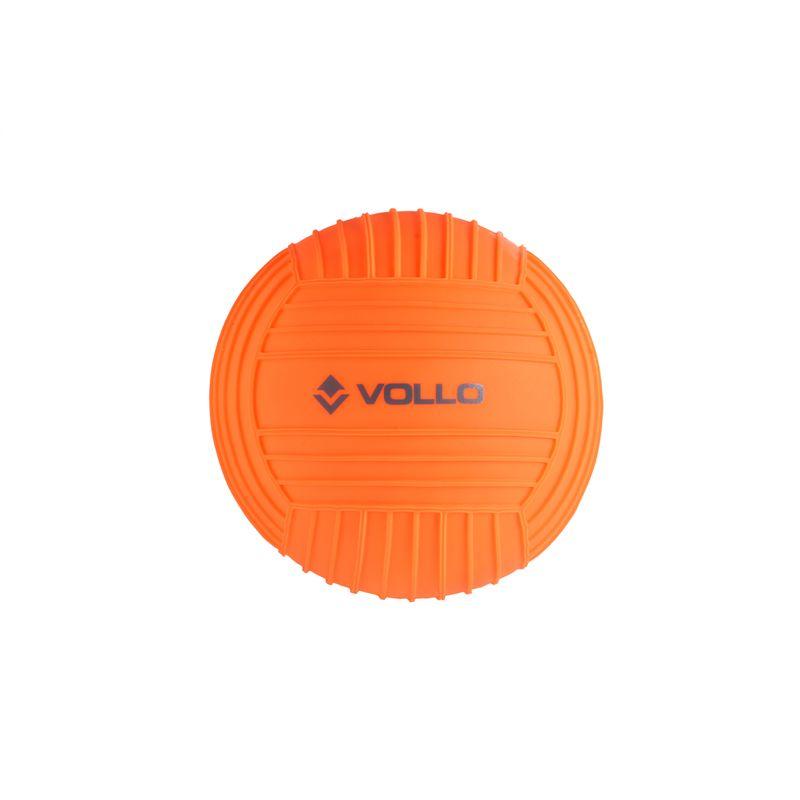 Bola Mini de Iniciação ao Polo Aquático Tam. 15cm Cor Laranja
