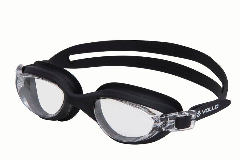 Óculos de natação Wide Vision Vollo Preto