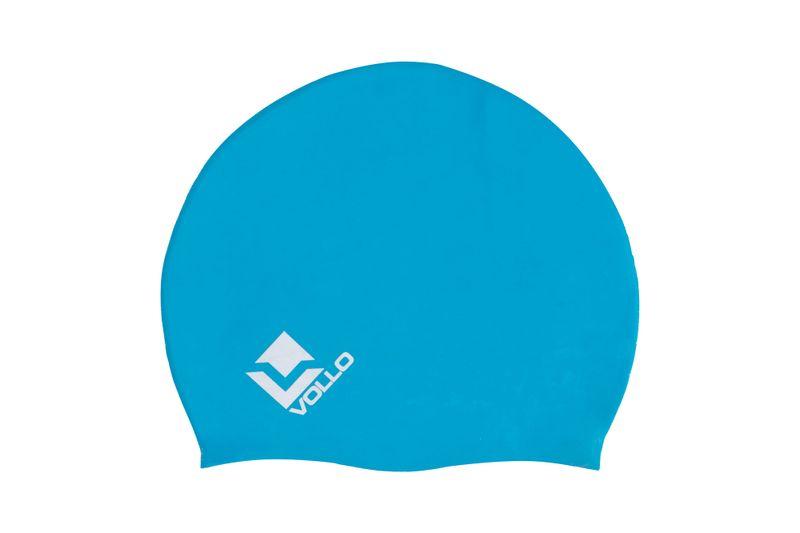 Touca Silicone Azul