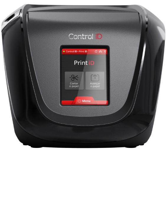 Impressora Térmica de Cupons Print iD Touch
