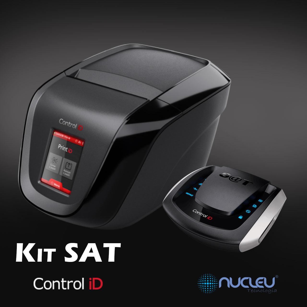Kit SAT - Control iD