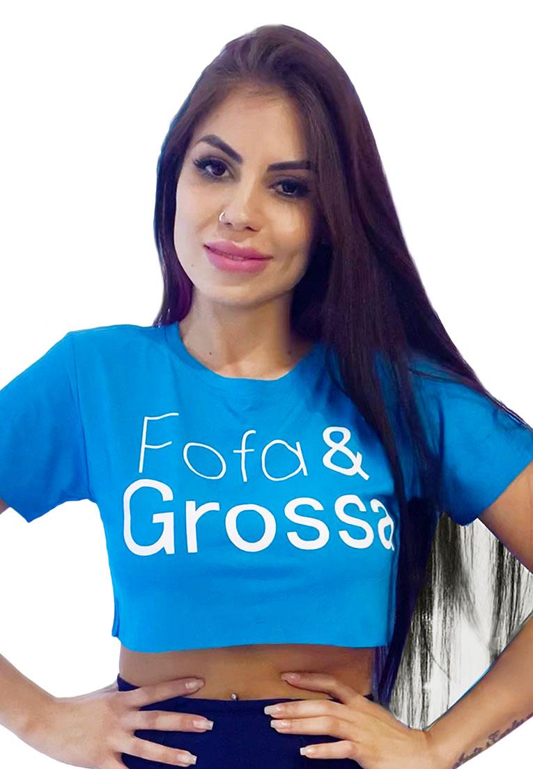 Tshirt Fofa e Grossa  - Loomine