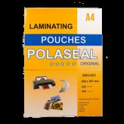 Plástico A4 para Plastificação - Laminating Pouches - Polaseal