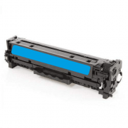 Toner Compatível HP 531/ 411/ 381 - Ciano