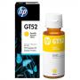 Garrafa de tinta HP DeskJet GT52 Series Printers Amarelo