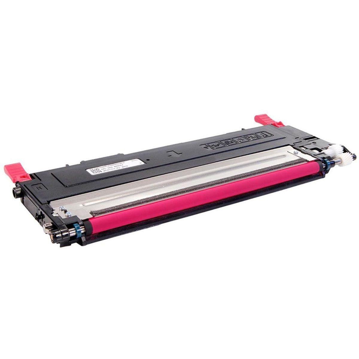 Toner Compatível HP BQ - CLT M 407 I M 409 - Magenta